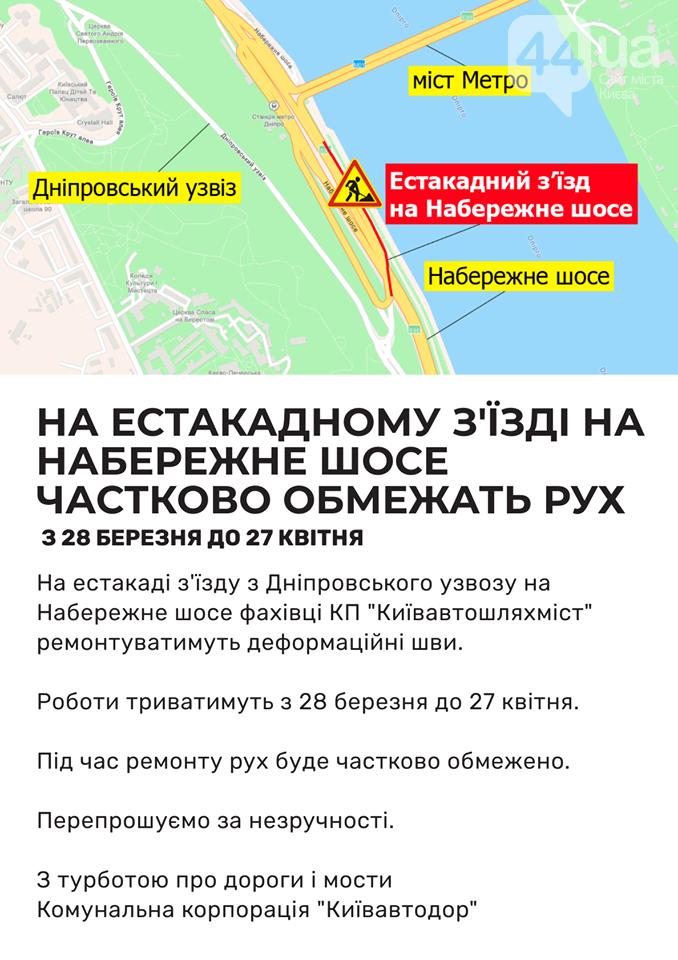 Фото Киевавтодора