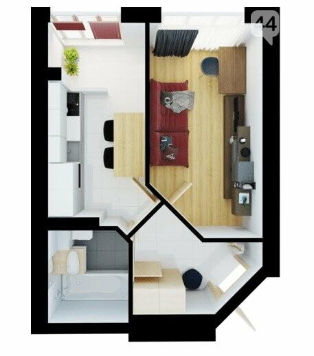 Как правильно выбрать однокомнатную квартиру в новостройке , фото-2