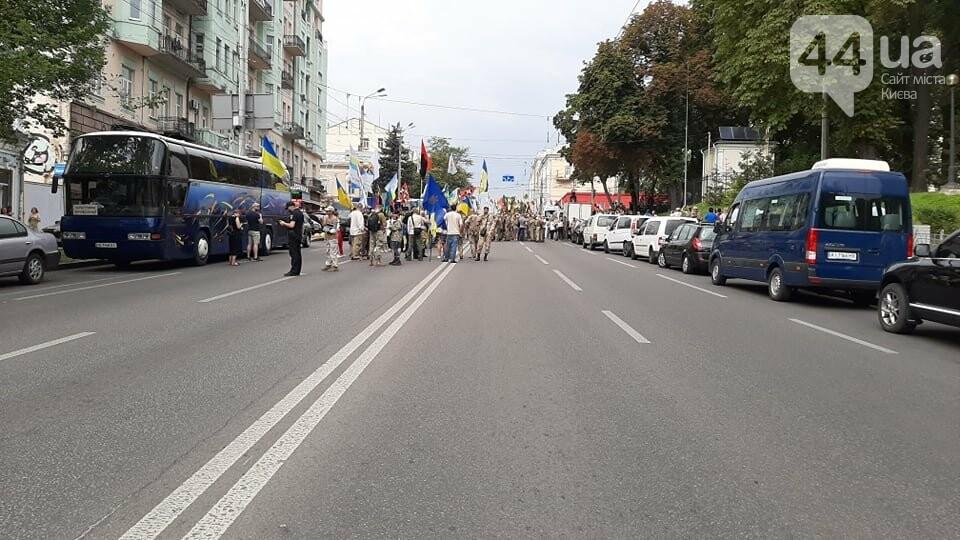 В Киеве начался марш ветеранов - ВИДЕО, фото-2