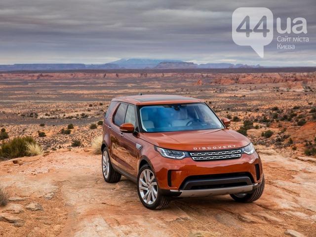 Ищете универсальный автомобиль? Land Rover Discovery: комфорт, безопасность и отменная проходимость, фото-1