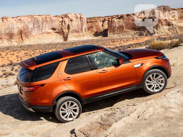 Ищете универсальный автомобиль? Land Rover Discovery: комфорт, безопасность и отменная проходимость, фото-2