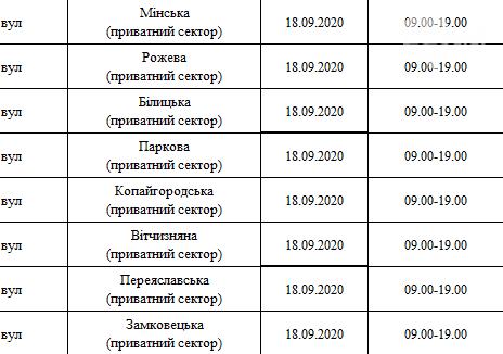 По каким адресам завтра в Киеве не будет света: график на 18 сентября , фото-6