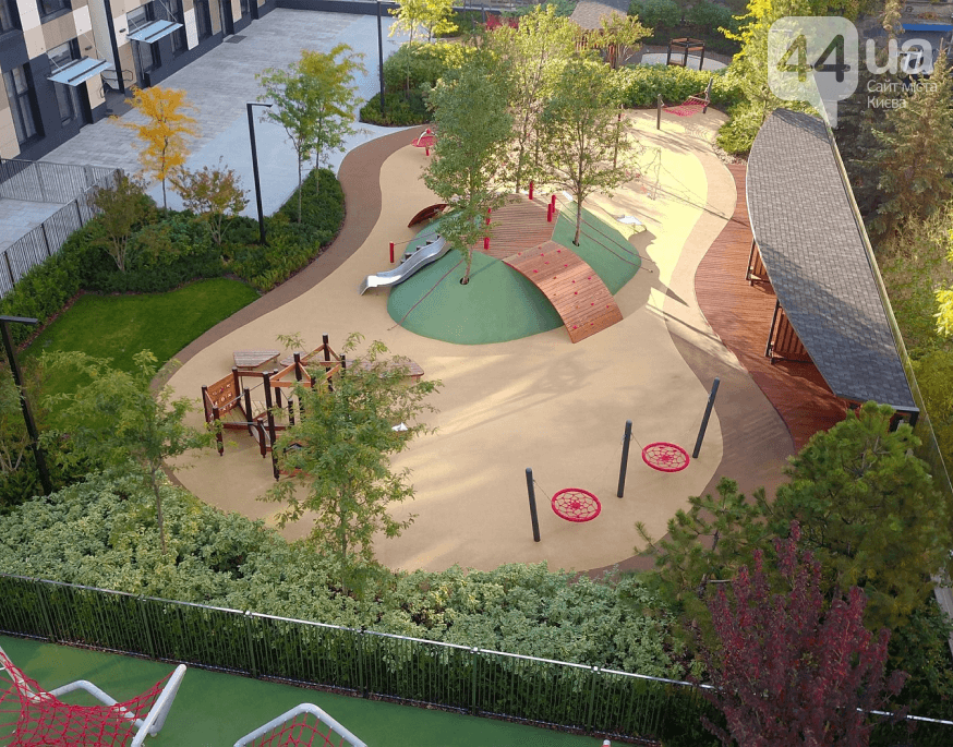 Где заказать изготовление детской площадки?, фото-1