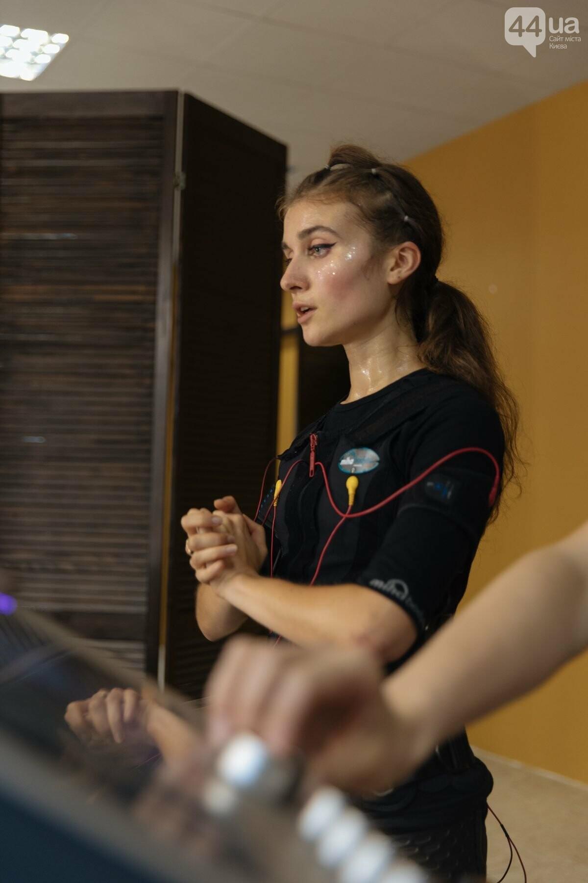 Что такое EMS фитнес и где найти EMS тренировки в Киеве?, фото-6
