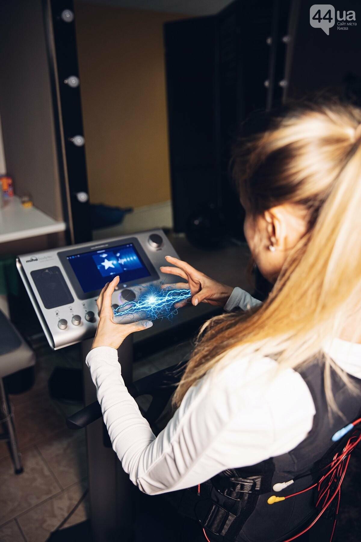 Что такое EMS фитнес и где найти EMS тренировки в Киеве?, фото-10