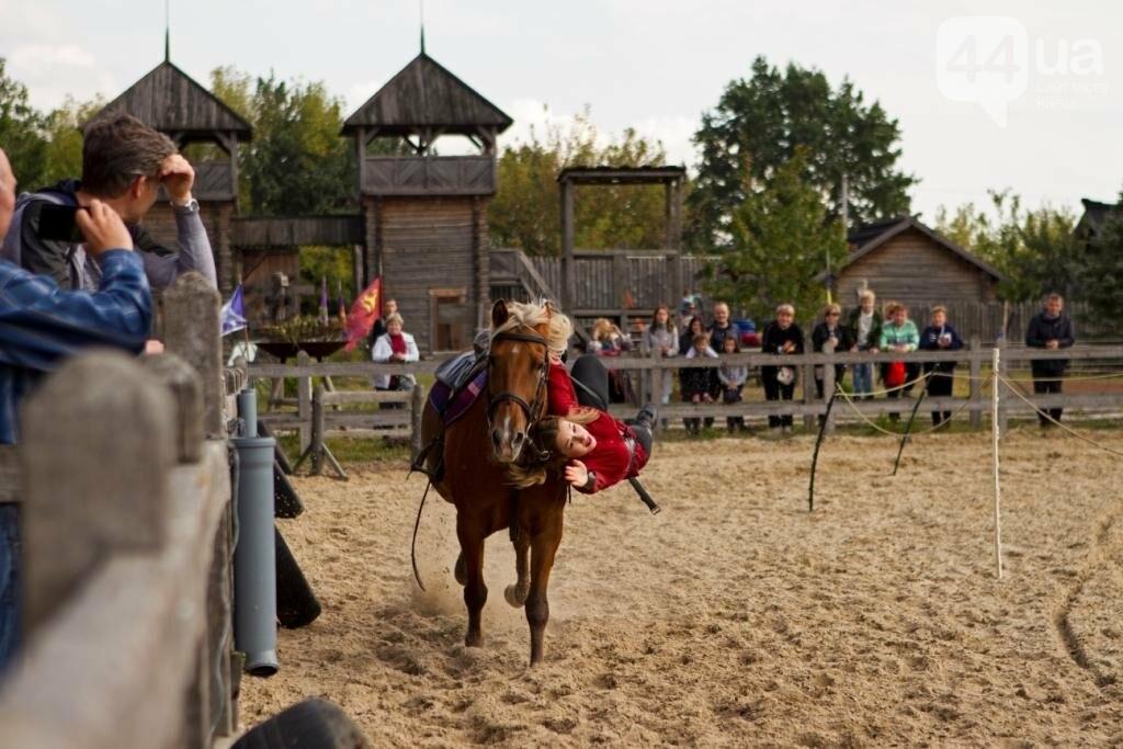 Итоги конно-трюкового искусства «Кентавры», прошедшего в парке Киевская Русь, фото-6