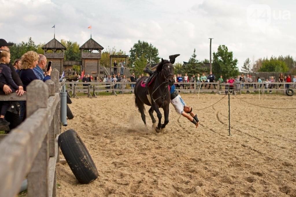 Итоги конно-трюкового искусства «Кентавры», прошедшего в парке Киевская Русь, фото-5