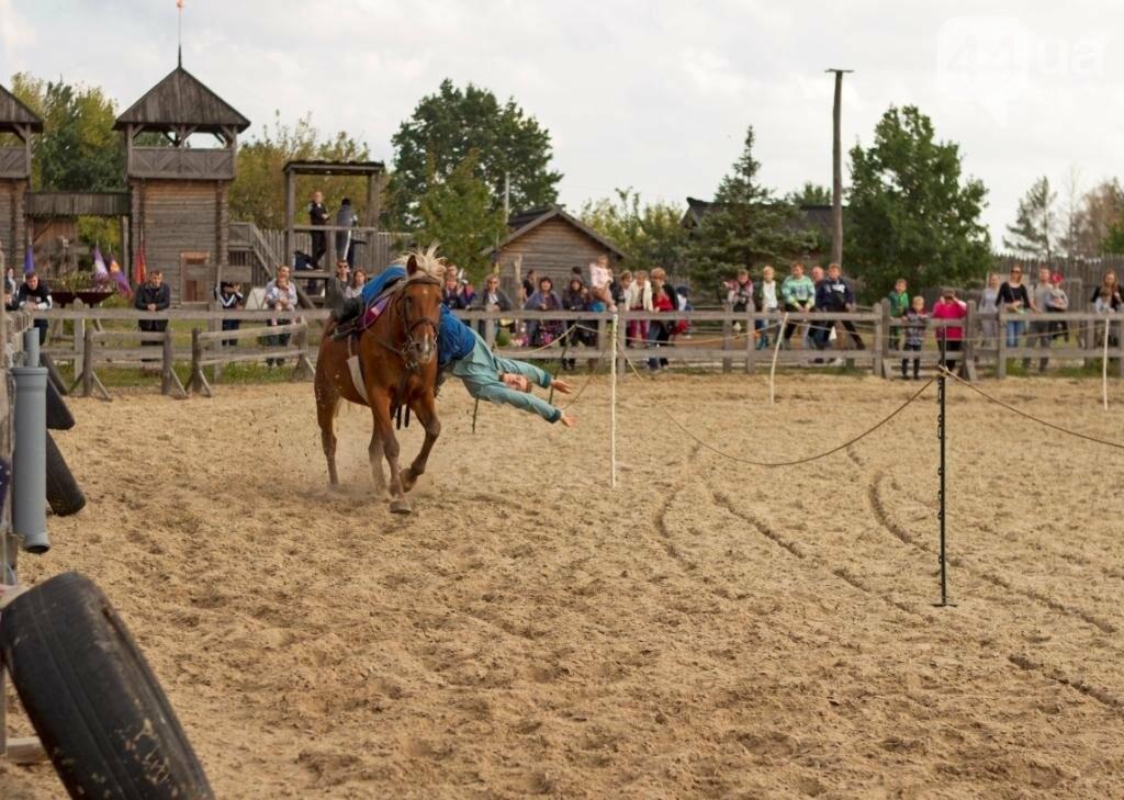 Итоги конно-трюкового искусства «Кентавры», прошедшего в парке Киевская Русь, фото-4