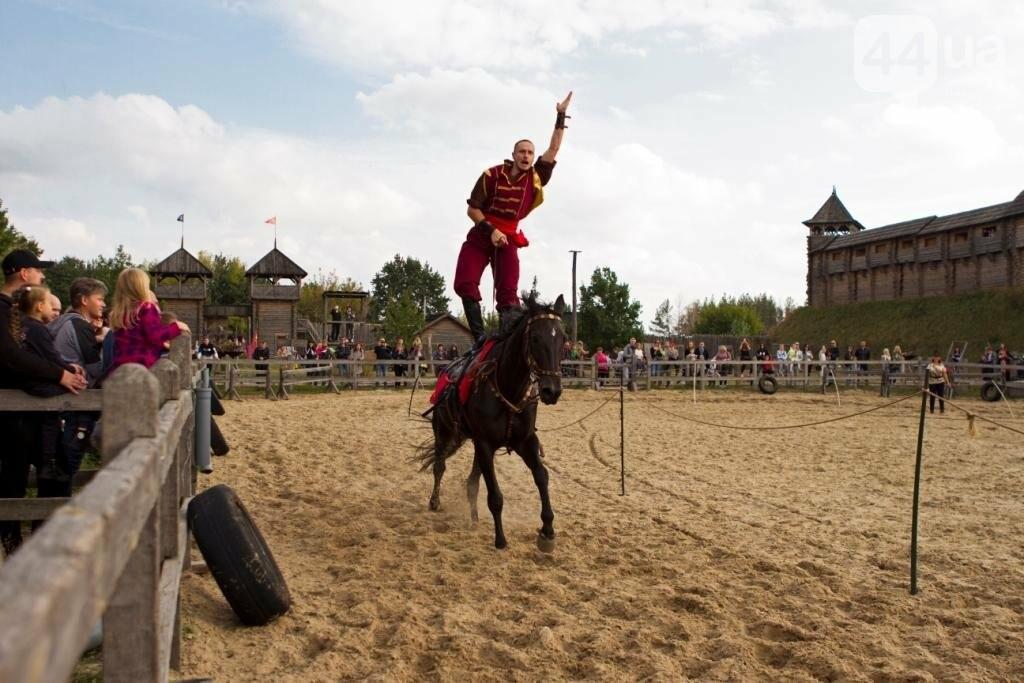 Итоги конно-трюкового искусства «Кентавры», прошедшего в парке Киевская Русь, фото-3