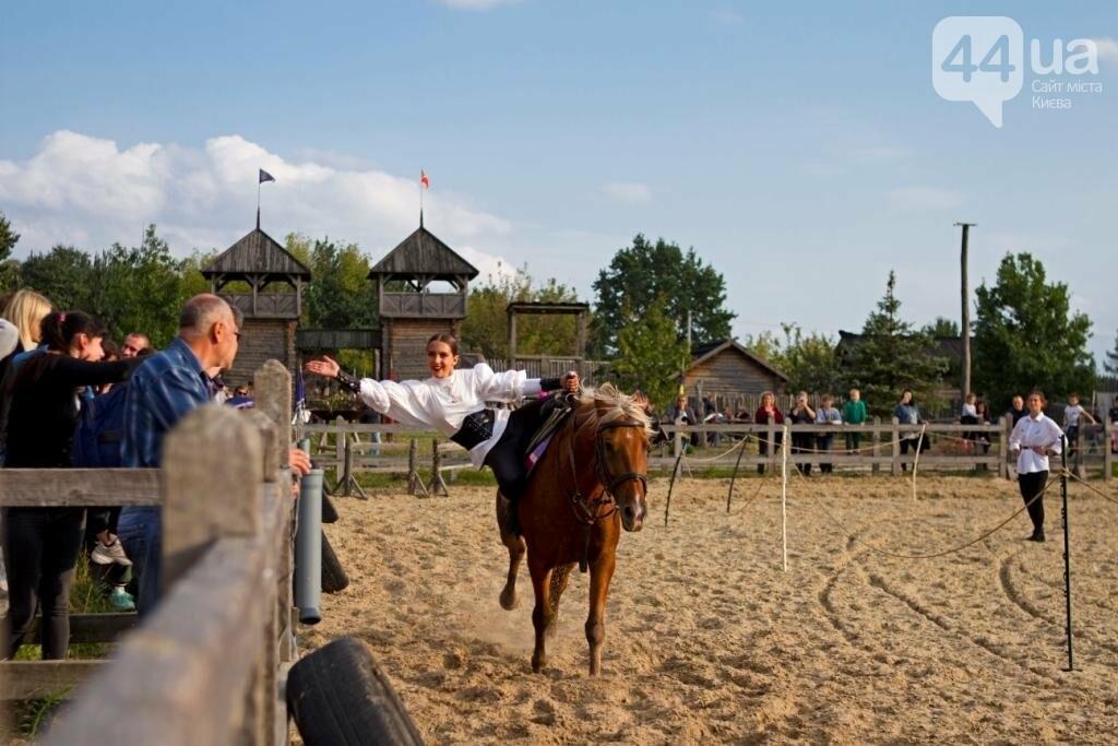 Итоги конно-трюкового искусства «Кентавры», прошедшего в парке Киевская Русь, фото-2