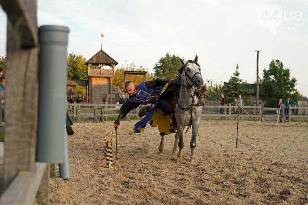Итоги конно-трюкового искусства «Кентавры», прошедшего в парке Киевская Русь, фото-1