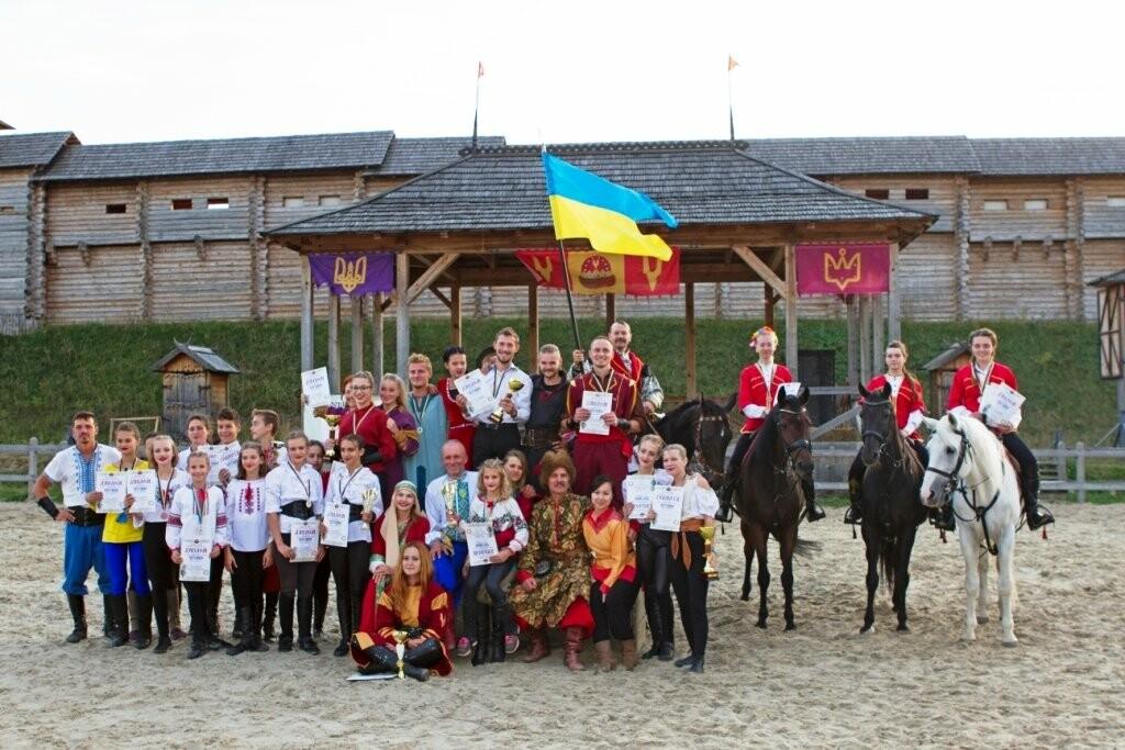 Итоги конно-трюкового искусства «Кентавры», прошедшего в парке Киевская Русь, фото-7