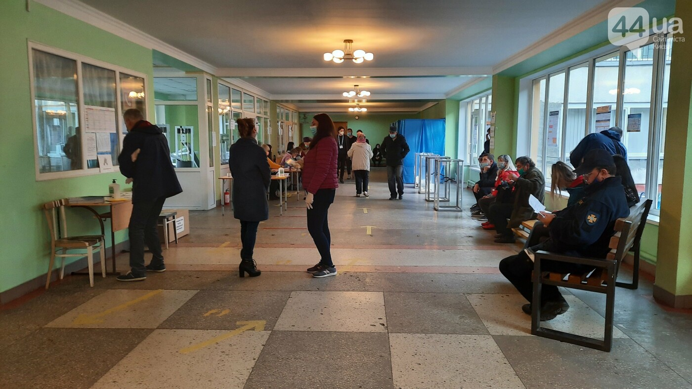 Местные выборы 2020 в Киеве: хроника, факты и текстовая трансляция, ФОТО, ВИДЕО, фото-2