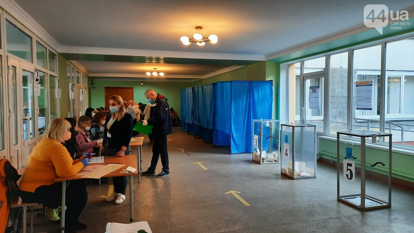 Местные выборы 2020 в Киеве: хроника, факты и текстовая трансляция, ФОТО, ВИДЕО, фото-1
