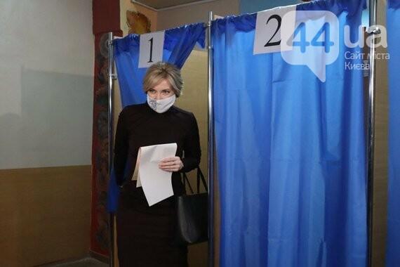 Местные выборы 2020 в Киеве: хроника, факты и текстовая трансляция, ФОТО, ВИДЕО, фото-8