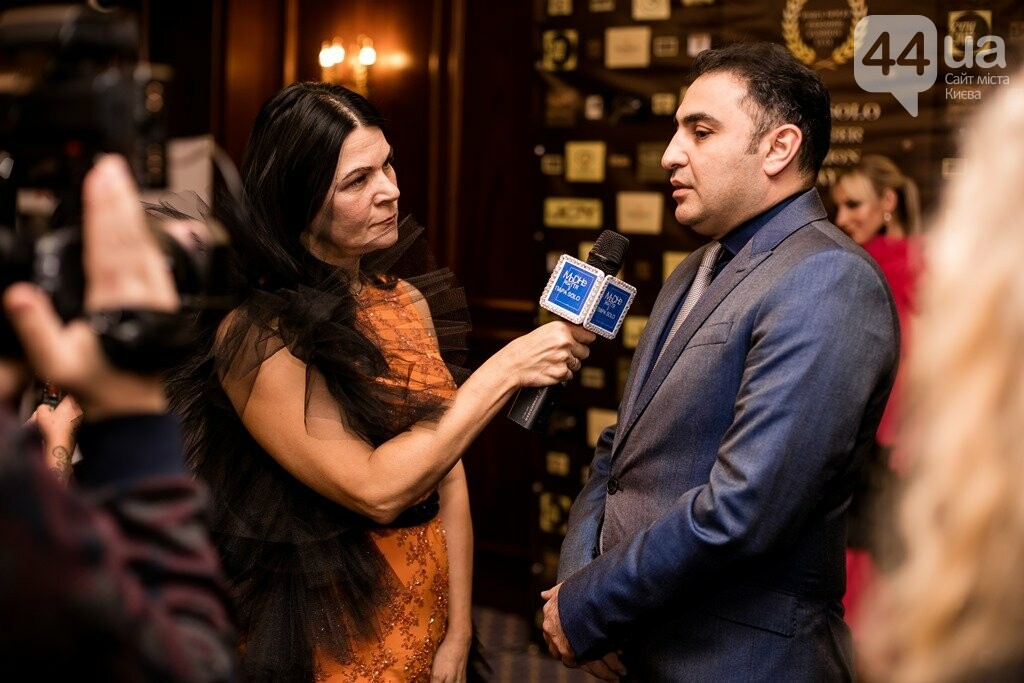 ПАРА SOLO отметил своё 20-и летие в столичном люксовом отеле Премьер Палац, фото-2