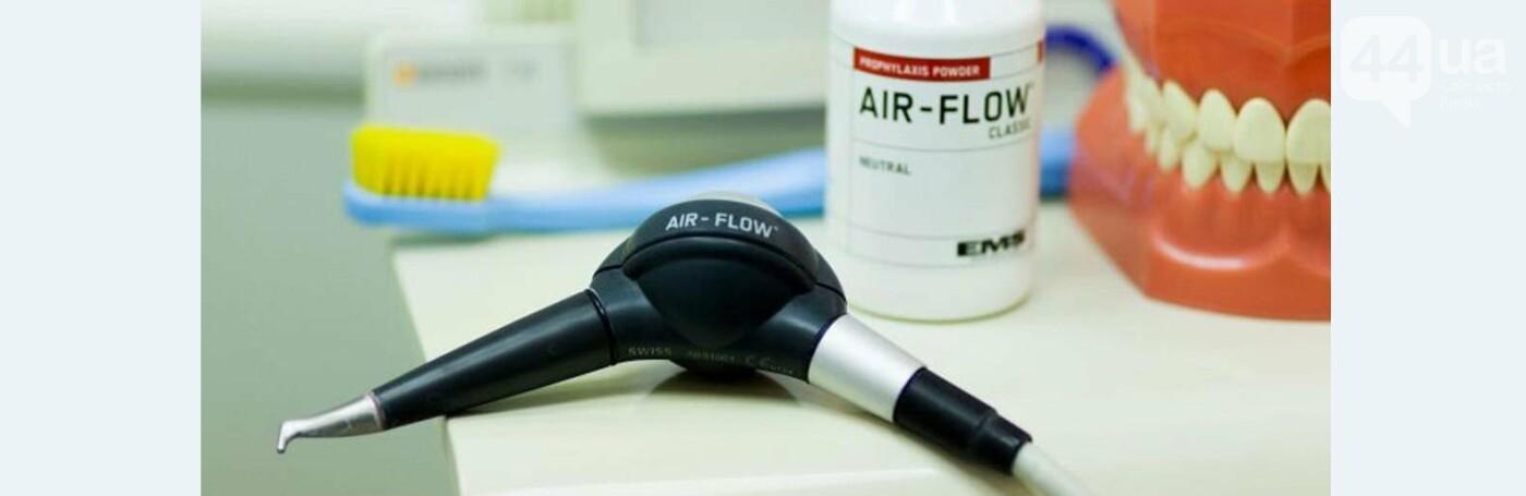 AIR FLOW — бережная чистка зубов, фото-2