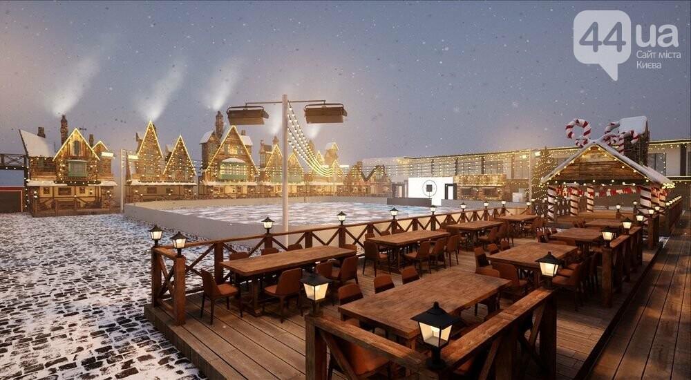 В столице появится собственный Хогсмид: Osocor Residence совместно с AMAconcert представляют Osocor Winter Village, фото-3