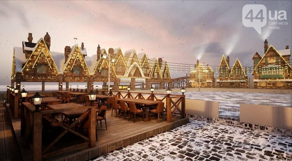 В столице появится собственный Хогсмид: Osocor Residence совместно с AMAconcert представляют Osocor Winter Village, фото-4