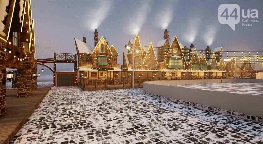 В столице появится собственный Хогсмид: Osocor Residence совместно с AMAconcert представляют Osocor Winter Village, фото-6