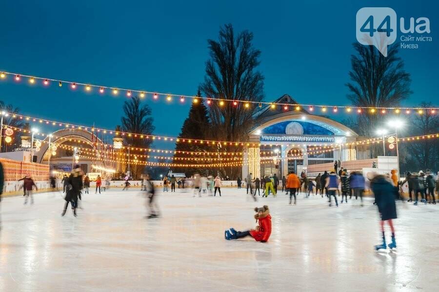 «Зимова країна на ВДНГ»: гид по праздничным развлечениям и локациям, фото-1