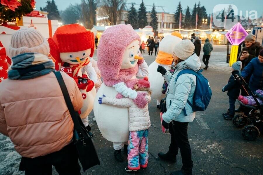 «Зимова країна на ВДНГ»: гид по праздничным развлечениям и локациям, фото-25