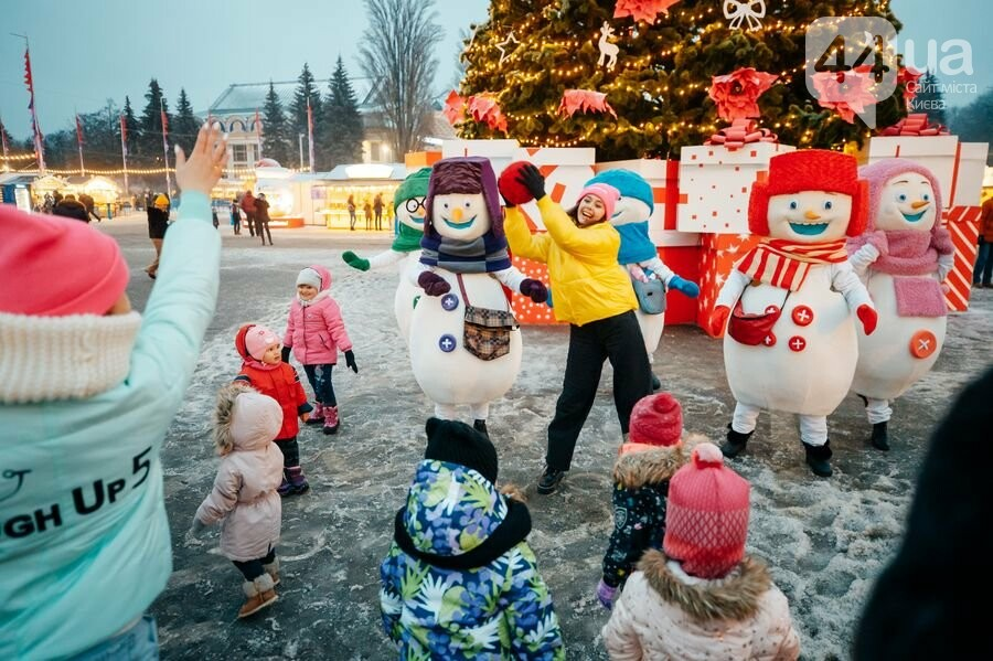«Зимова країна на ВДНГ»: гид по праздничным развлечениям и локациям, фото-24