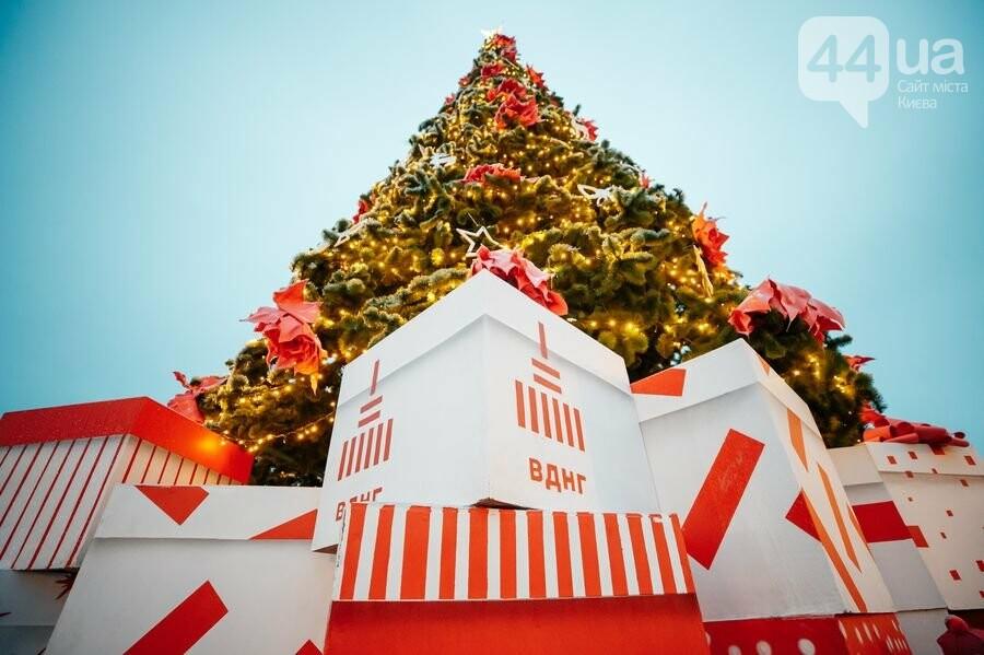 «Зимова країна на ВДНГ»: гид по праздничным развлечениям и локациям, фото-23