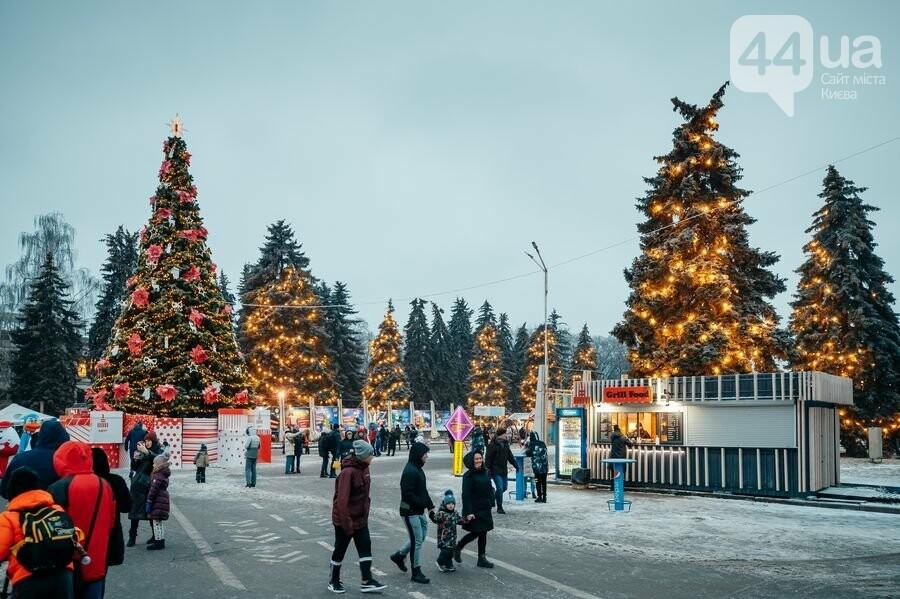 «Зимова країна на ВДНГ»: гид по праздничным развлечениям и локациям, фото-21