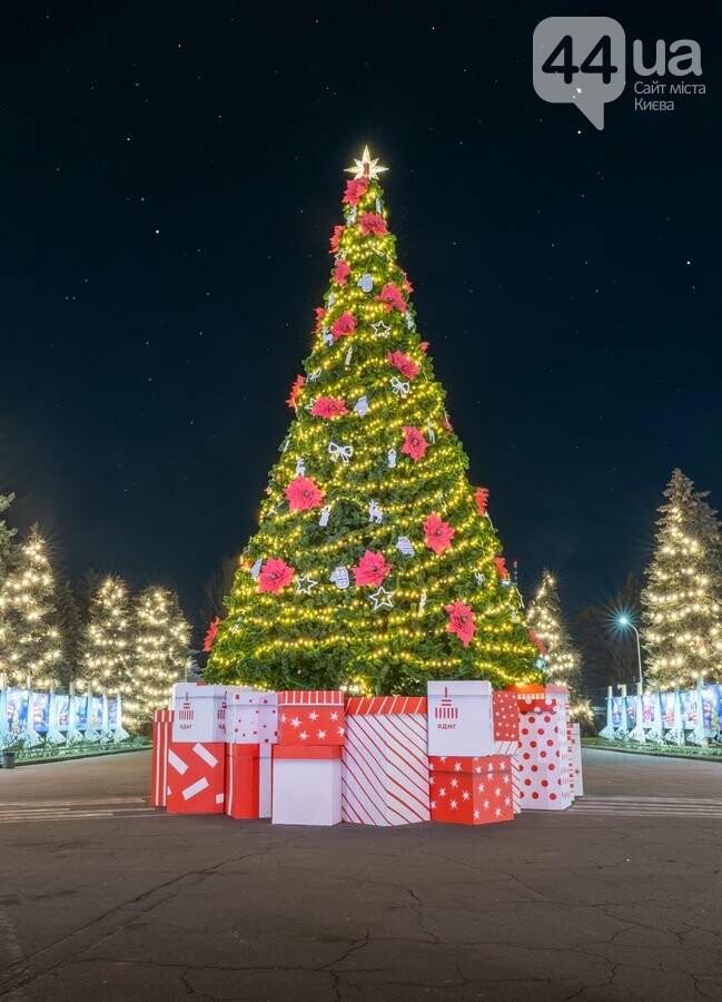 «Зимова країна на ВДНГ»: гид по праздничным развлечениям и локациям, фото-20