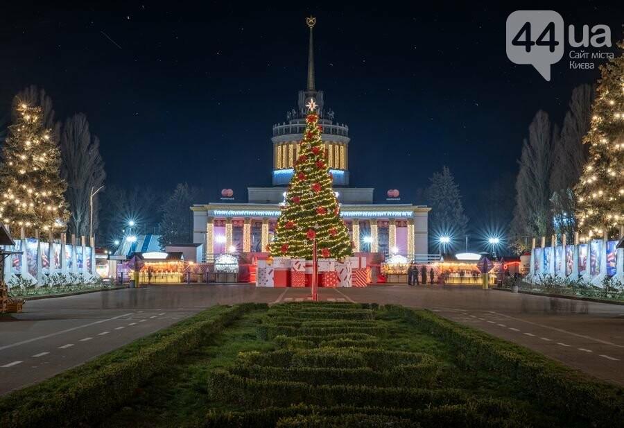 «Зимова країна на ВДНГ»: гид по праздничным развлечениям и локациям, фото-19