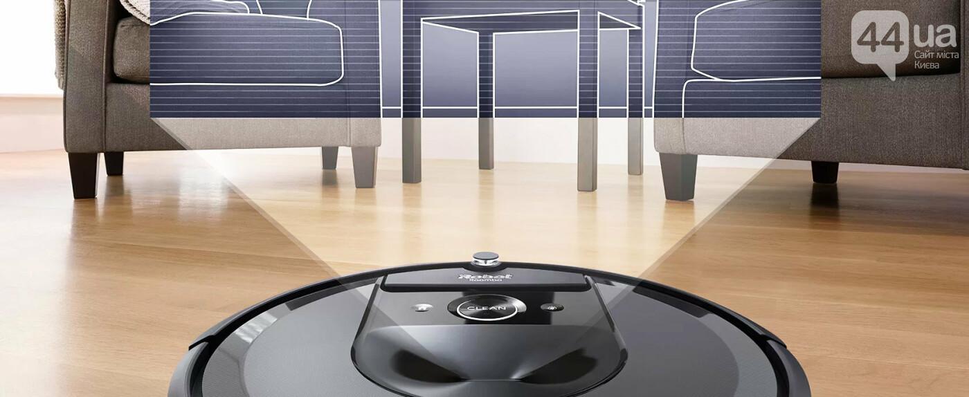 Робот-пылесос iRobot Roomba 980, новый подход в уборке помещений, фото-1