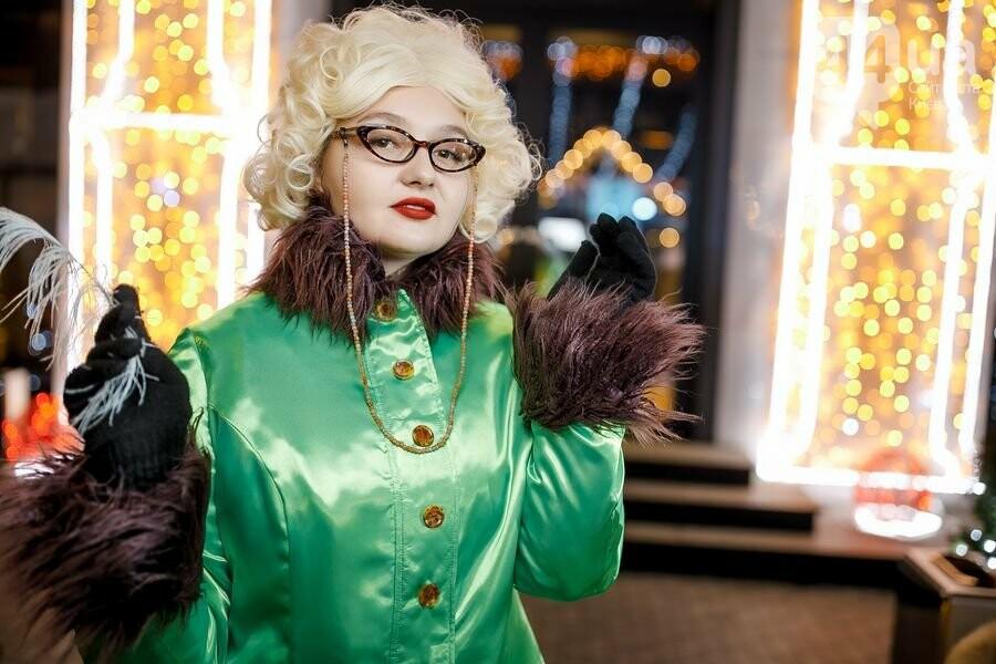 Суперблондинка Оля Полякова встретит Новый год с гостями Osocor Residence, фото-5