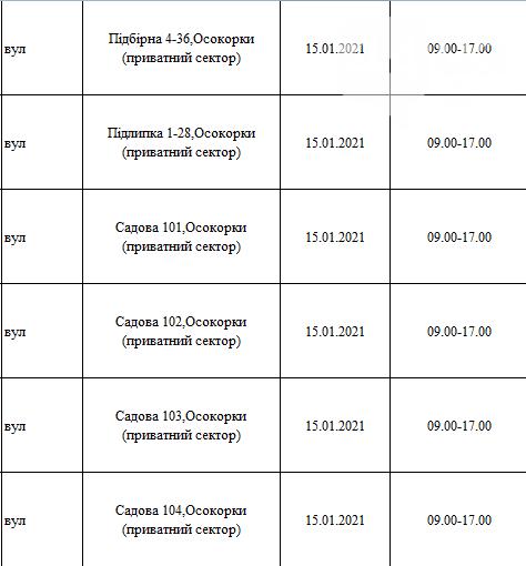 Отключения света в Киеве: график на 12-17 января , фото-37