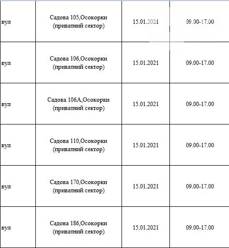 Отключения света в Киеве: график на 12-17 января , фото-38