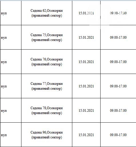 Отключения света в Киеве: график на 12-17 января , фото-40