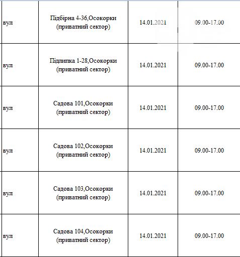 Отключения света в Киеве: график на 12-17 января , фото-28