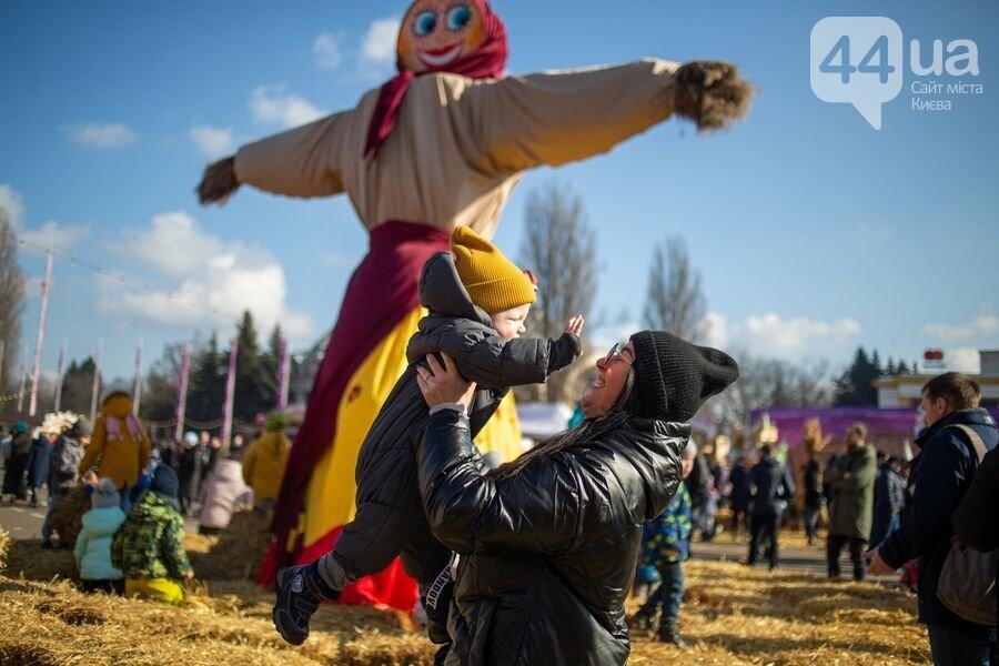 Запальна Масляна на ВДНГ: проводы зимы в компании украинских артистов, фото-7