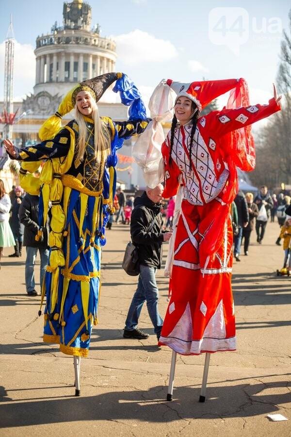 Запальна Масляна на ВДНГ: проводы зимы в компании украинских артистов, фото-8