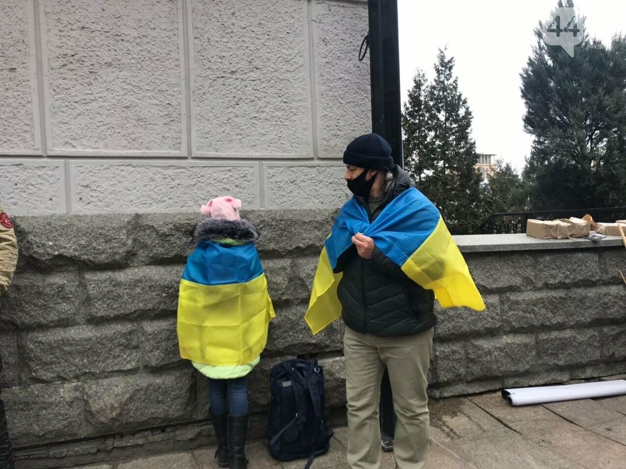 Перекрытые улицы и люди в форме: в Киеве готовятся к новым протестам из-за суда над Стерненко, фото-4