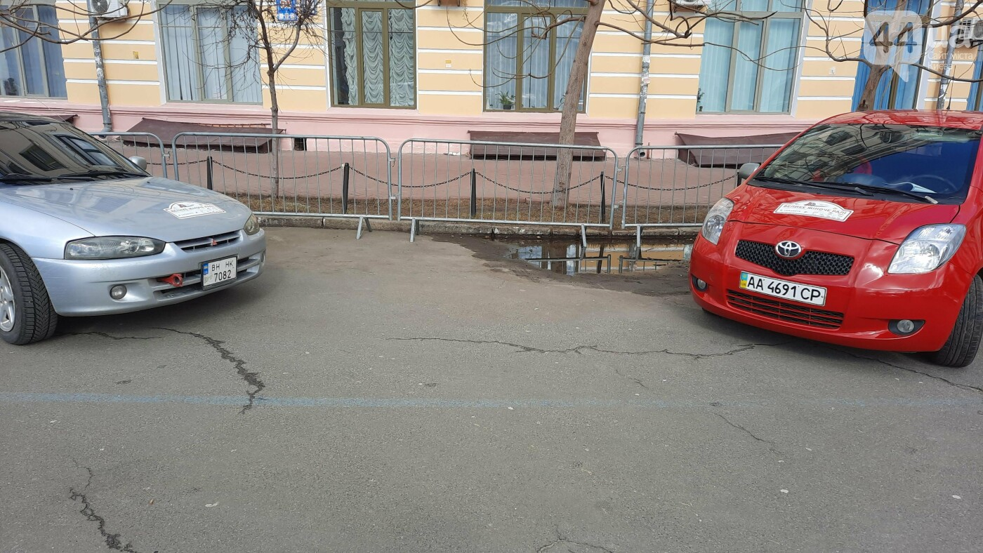 Женское ралли: как на Контрактовой площади в Киеве гонки устраивали, - ФОТО, фото-11