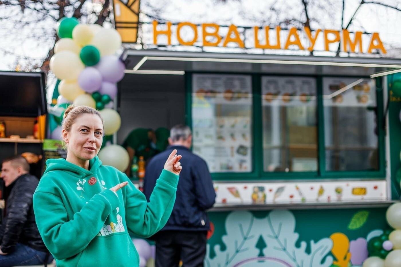 Франшиза «Нова Шаурма» — новинка на рынке Украины в 2021 году, фото-1