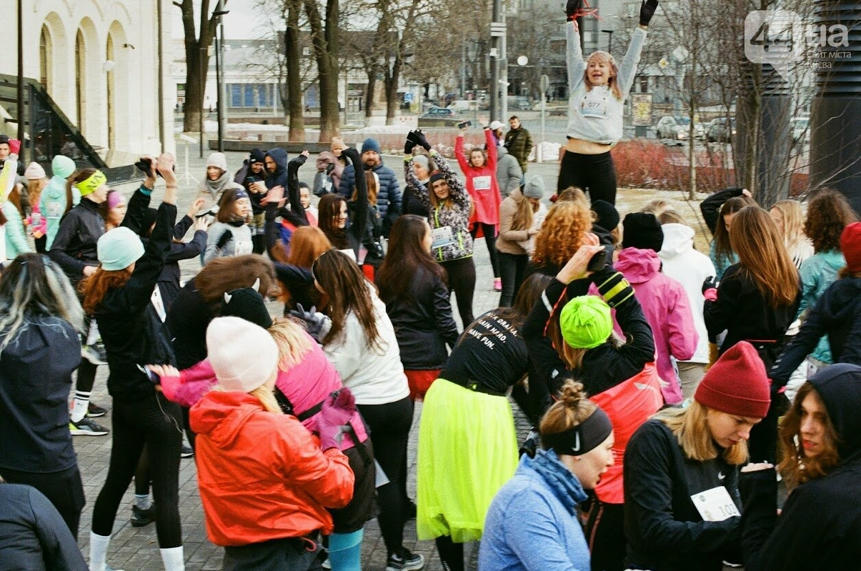 девочки бегут, фото Dmytro Kucher