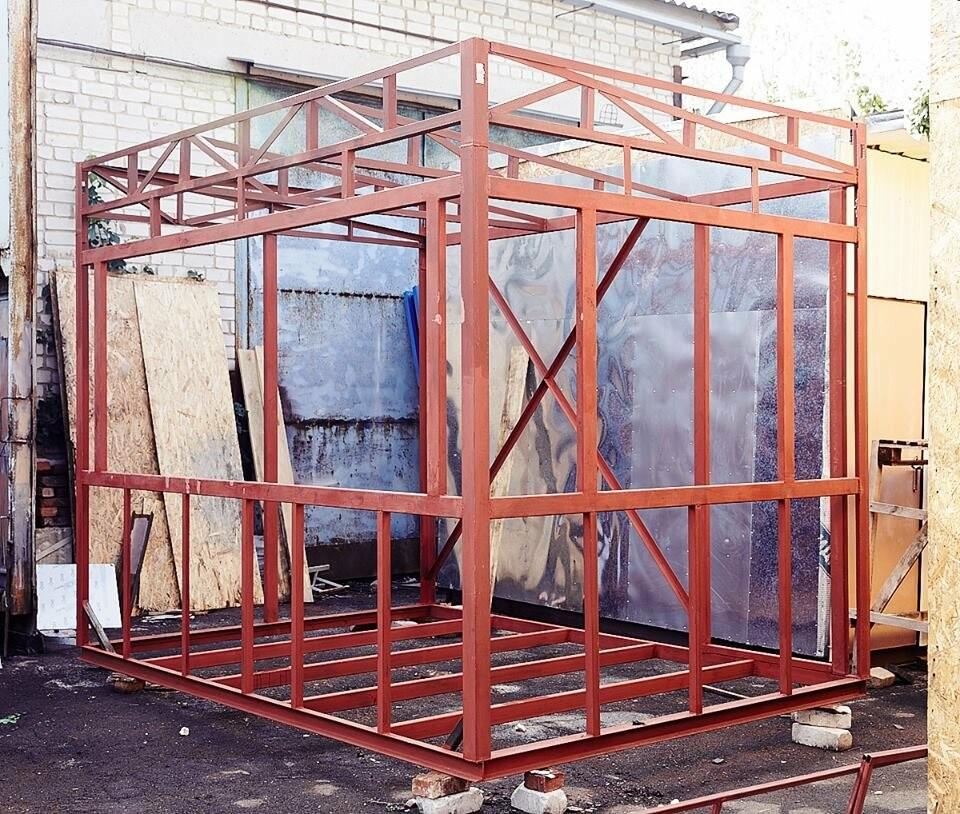 Изготовление и монтаж металлоконструкций, фото-6