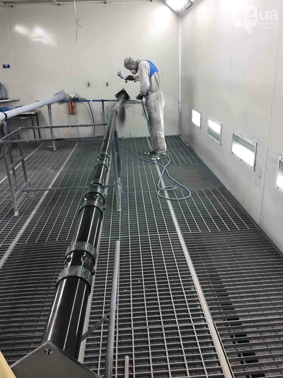 Изготовление и монтаж металлоконструкций, фото-16