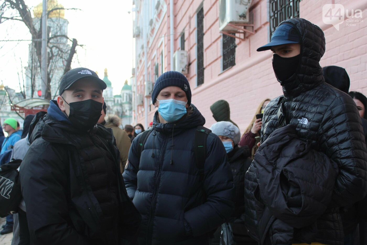 Суд над активистами перенесли, Фото: 44.ua