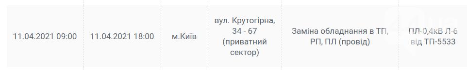 Навестите друзей: где в Киеве не будет света сегодня, 11 апреля. График , фото-8