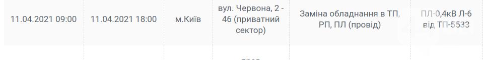 Навестите друзей: где в Киеве не будет света сегодня, 11 апреля. График , фото-7