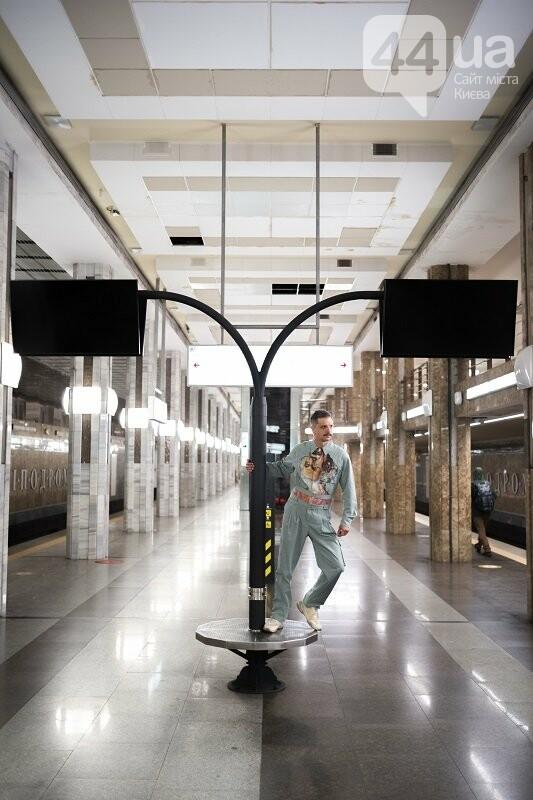 Alyona Alyona, Олексій Гладушевський та Влад Іваненко спустилися в метро, щоб показати мистецтво, фото-11