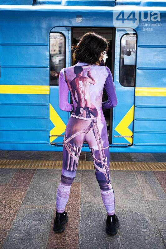 Alyona Alyona, Олексій Гладушевський та Влад Іваненко спустилися в метро, щоб показати мистецтво, фото-4